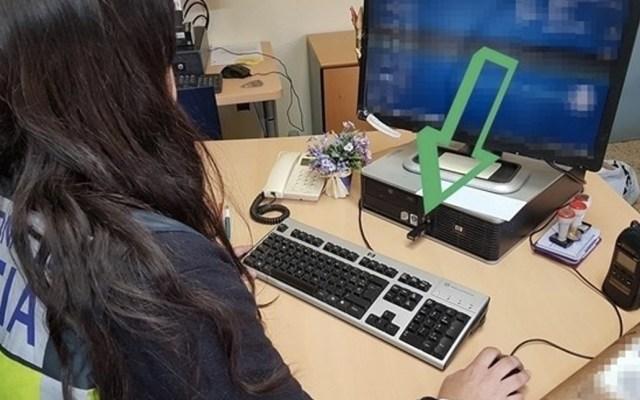 Jóvenes hackearon cuentas de profesores para mejorar calificaciones - Foto de Europa Press