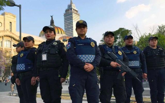Detienen a sujeto por portación de arma en Cuauhtémoc - Foto de Excélsior