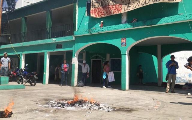 Queman más urnas de consulta ciudadana en Morelos - queman más urnas de consulta ciudadana