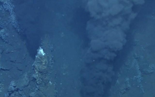 NASA reproduce orígenes de la vida en el fondo del océano - Foto de NASA