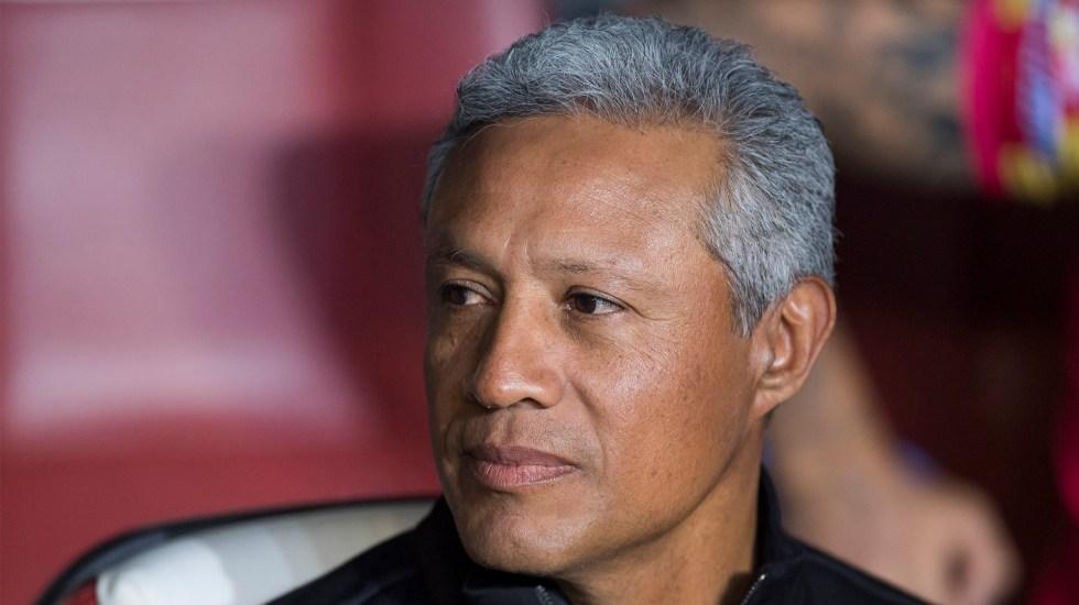 Roberto Hernández fuera de Monarcas - Roberto Hernández. Foto de Mexsport.