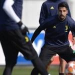 Khedira será baja de la Juventus por arritmia cardíaca - Foto de @SamiKhedira