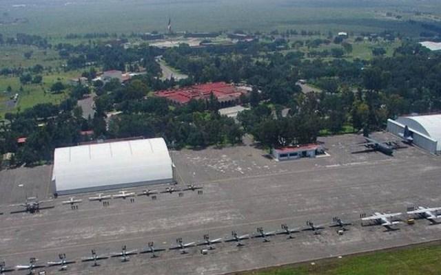 Pistas 1 y 3 de Santa Lucía no podrían realizar operaciones simultáneas - Foto de Defensa.com