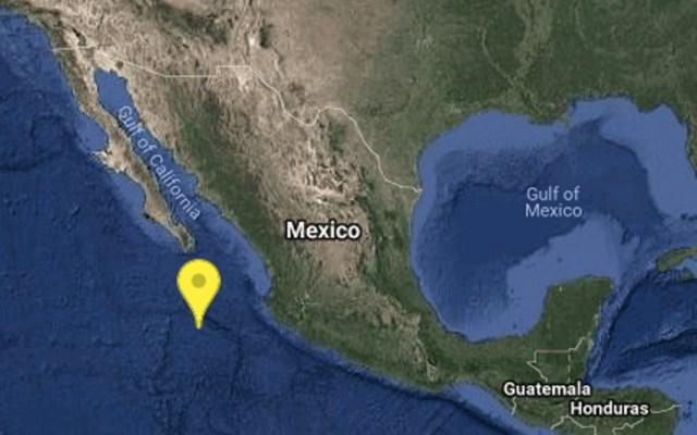 Se registra sismo 4.3 en Cabo San Lucas