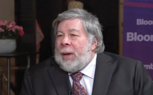 """Realmente quiero un teléfono plegable"": Steve Wozniak - Captura de pantalla"