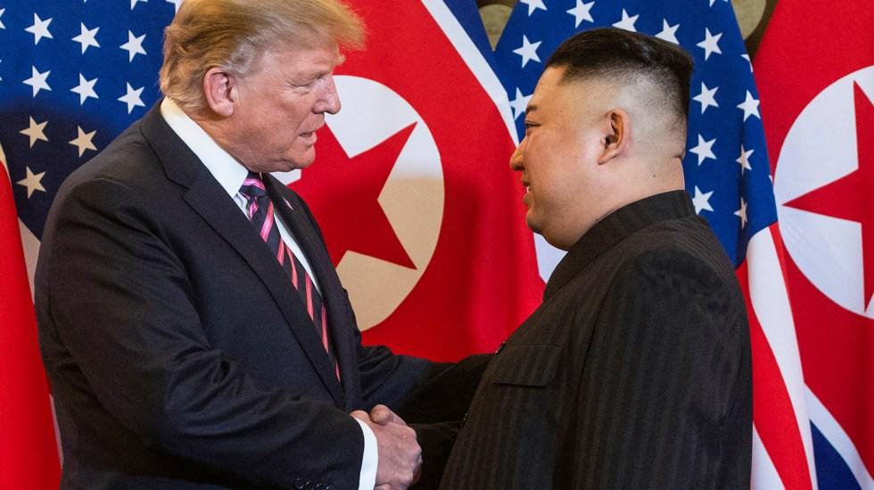 Relación con Kim Jong-un es muy buena: Trump pese a fracaso de cumbre - Inicia segunda cumbre entre Donald Trump y Kim Jong-un en Vietnam