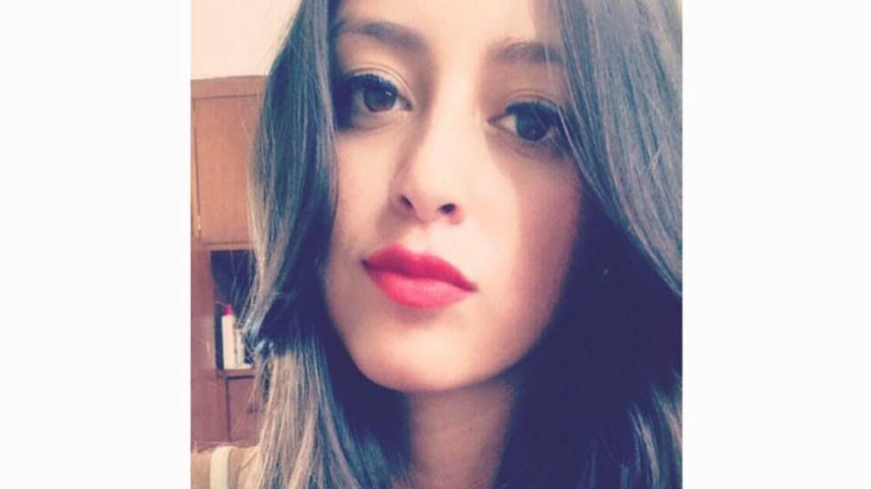 Violan y asesinan a estudiante en el Estado de México - Vanessa Ruiz, estudiante de 21 años. Foto de Facebook