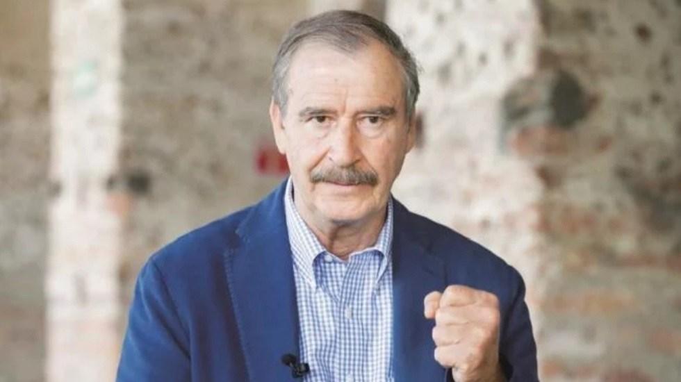 Ahora sí regresará la grandeza a EE.UU., destaca Vicente Fox tras triunfo de Biden - Vicente Fox. Foto de El Universal