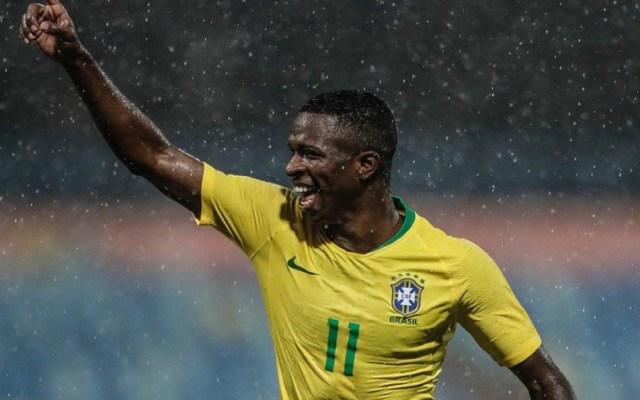 Convocan a Vinicius Jr a la Selección de Brasil - vinicius jr convocatoria brasil