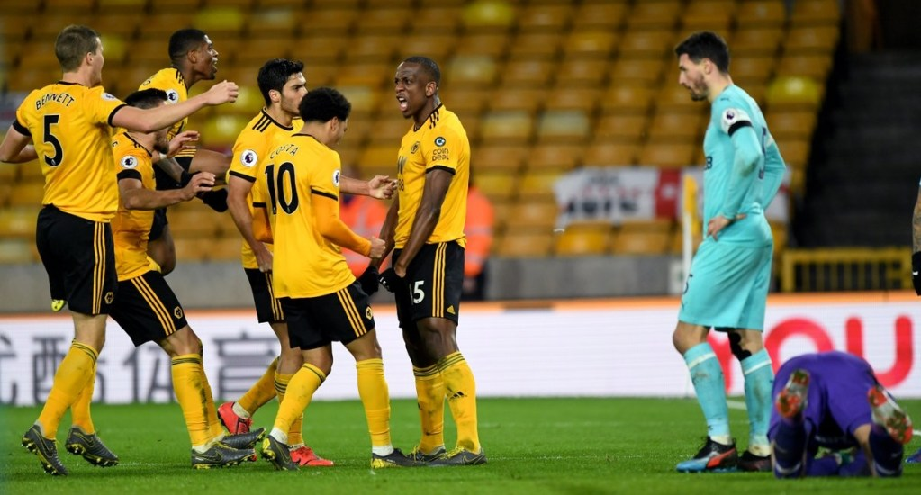 Wolverhampton rescata el empate ante el Newcastle de último minuto - Foto de @Wolves