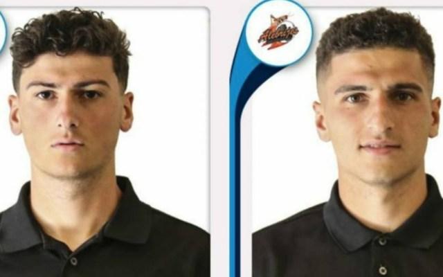 Alebrijes de Oaxaca registra a dos futbolistas de Irak - Yohan y Yousuf Zetuna. Foto de Ascenso MX