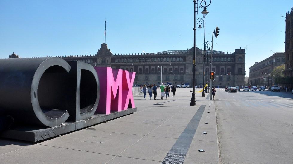 Prevén que Semana Santa deje casi 6 mmdp en la Ciudad de México - Poca afluencia en el Zócalo por Día de asueto