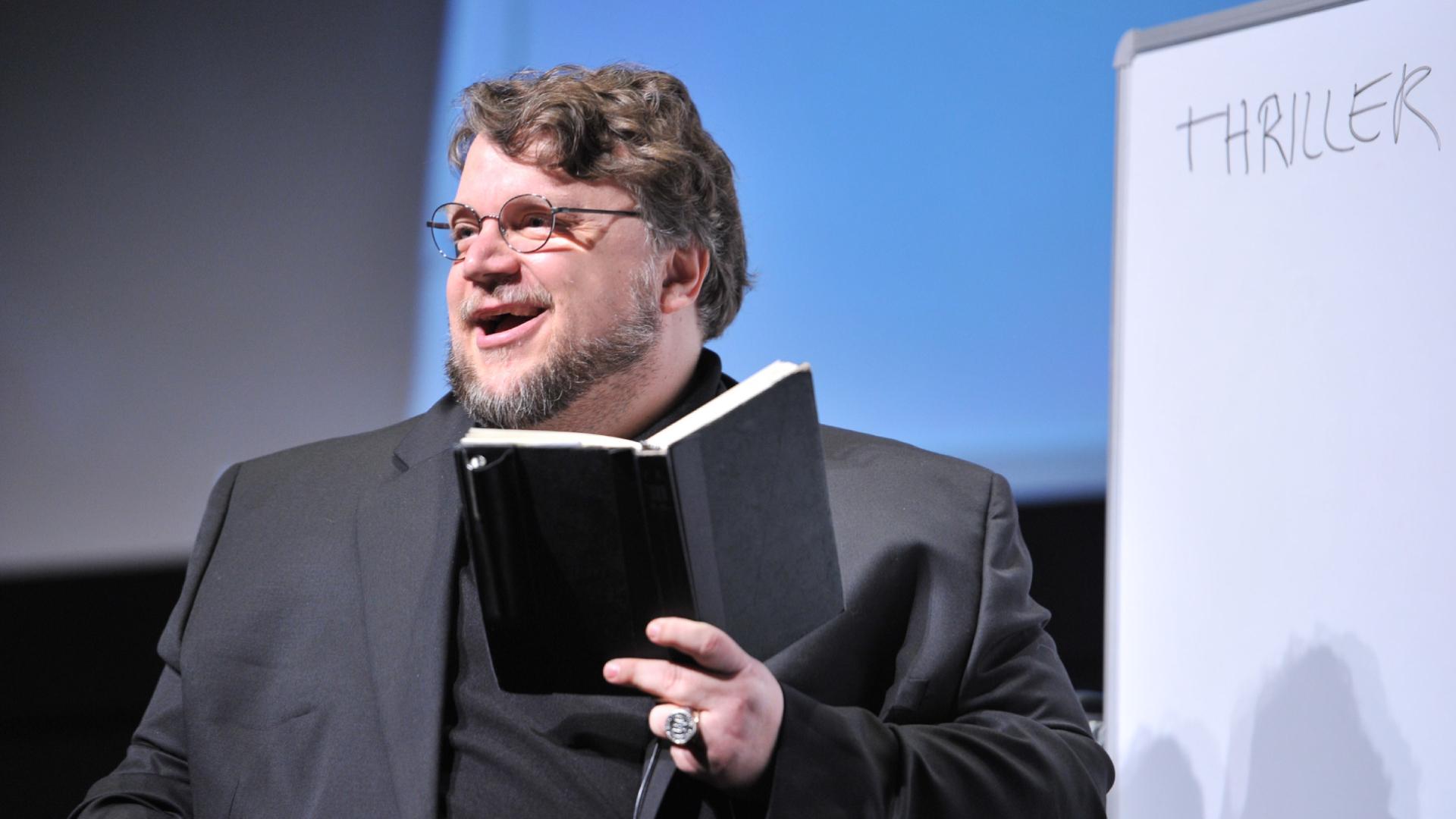 Se llama zanbato la nueva película de Guillermo del Toro
