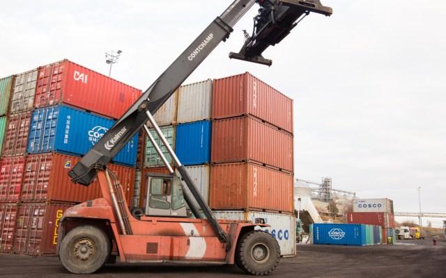 Cinco estados acaparan más de la mitad de las exportaciones del país - Foto de Notimex/Luca Pistone