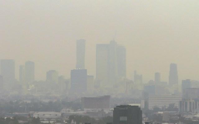 Se mantiene Fase I de contingencia atmosférica en Valle de México - Foto de Notimex