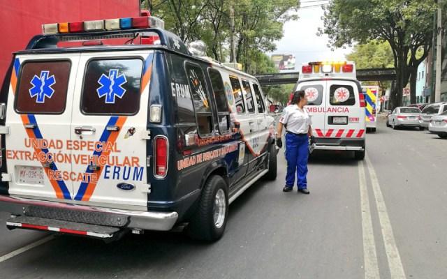 Sheinbaum anuncia nuevas estrategias para emergencias médicas - ambulancias emergencias médicas ciudad de méxico