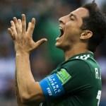 Guardado meditó retirarse del Tricolor tras Mundial - Foto de Mexsport