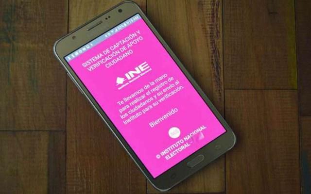 TEPJF aprueba aplicación móvil del INE para afiliar ciudadanos - App del INE. Foto de Hipertextual