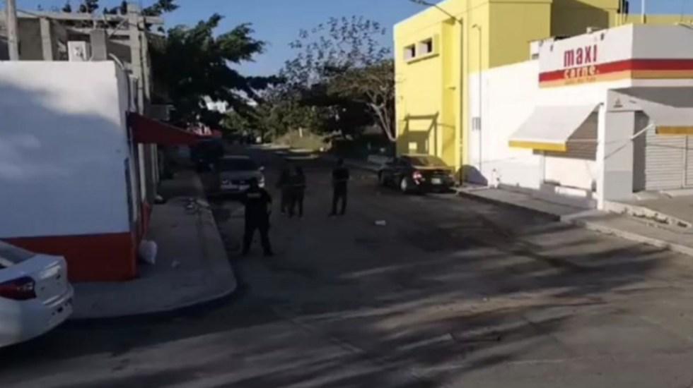 Asesinan a comandante de la Policía Municipal de Solidaridad - Foto de Noticaribe
