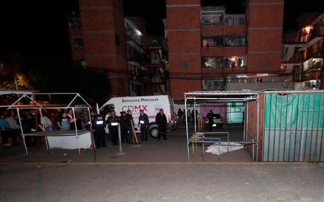 Asesinan a hombre en unidad habitacional de Iztapalapa - Foto de Quadratín