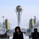 Kazajistán cambia el nombre de su capital en honor al expresidente Nursultán - Foto de AFP