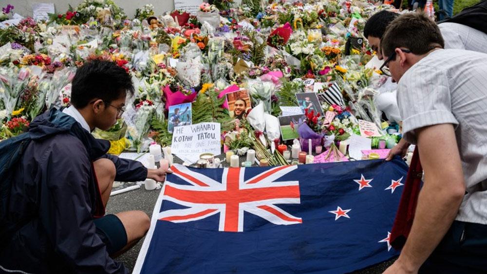 Autor del atentado en Nueva Zelanda compró sus armas por Internet
