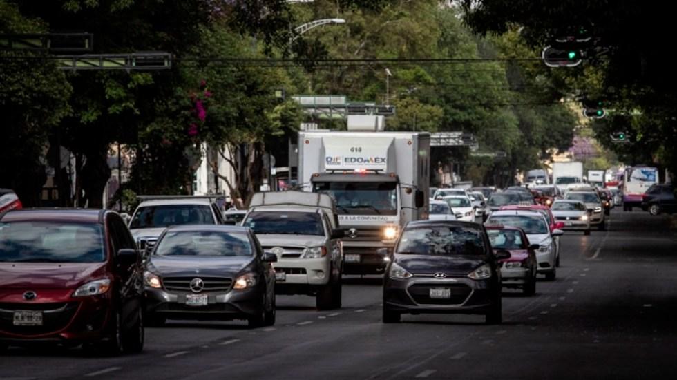 Los vehículos que no circularán por la Contingencia Ambiental este jueves - No circulan