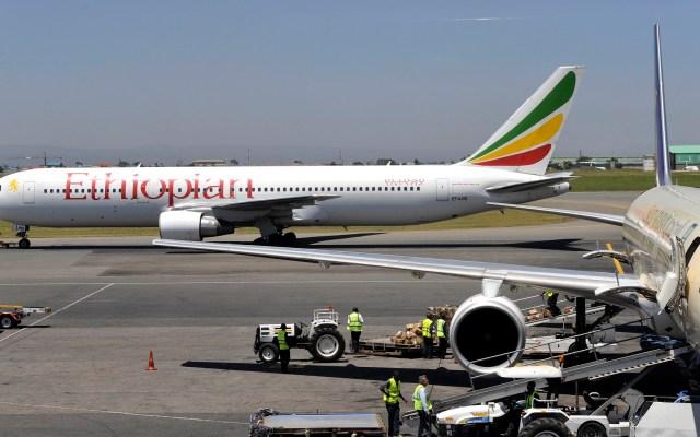 Accidente de Ethiopian Airlines, el segundo de un Boeing 737 MAX 8 en meses - Foto Simon MAINA / AFP.