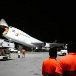 Se accidenta el único Boeing 747 iraní