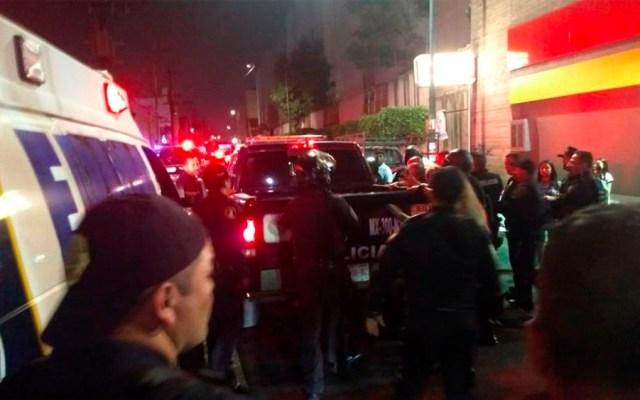 Balacera deja dos heridos en Lorenzo Boturini - Foto de Quadratín