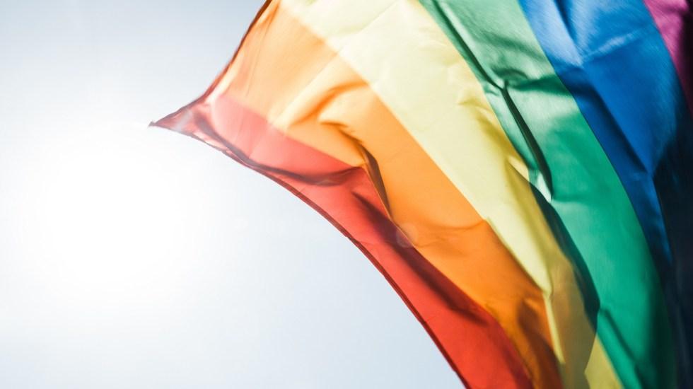 Suprema Corte atrae caso relacionado con personas transgénero - Bandera del movimiento LGBTTTI. Foto de Peter Hershey / Unsplash