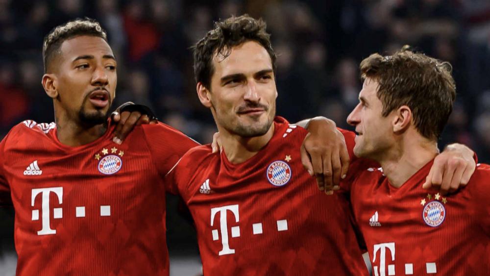 """Bayern """"irritado"""" por anuncio de exclusión de tres de sus jugadores de la selección - Foto de @FCBayernES"""