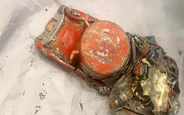 Accidente de Ethiopian Airlines fue similar al de Lion Air - Caja negra de avión accidentado de Ethiopian Airlines. Foto de AFP / Bureau d'Enquete et d'Analyses - BEA