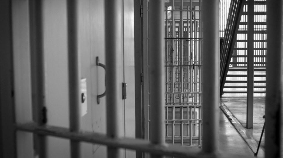 Detienen a siete presuntos delincuentes en la Ciudad de México - cárcel policía