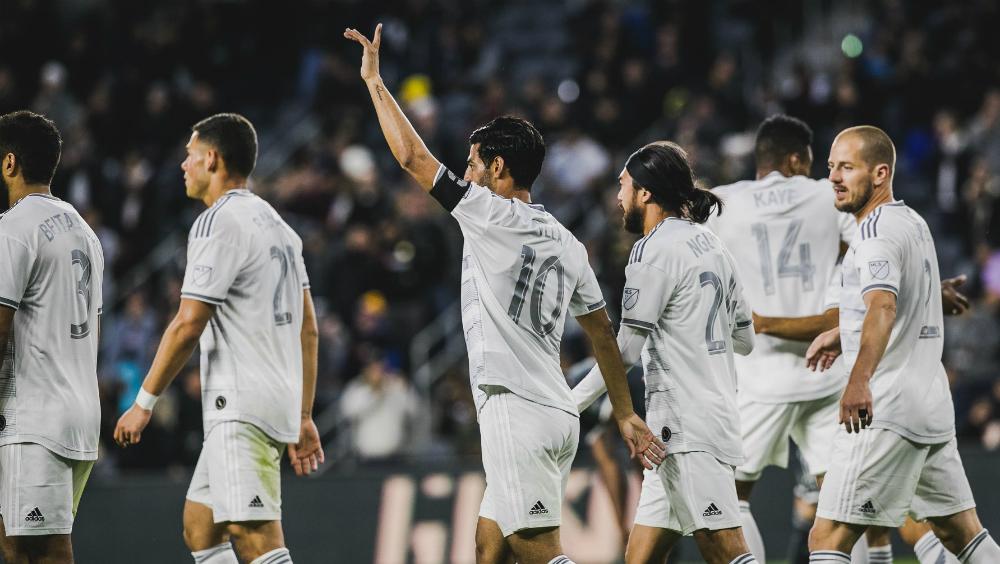 Anota Vela hat-trick en triunfo de Los Ángeles FC