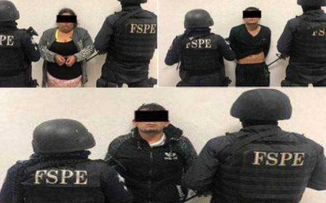Desmantelan a célula criminal en Guanajuato dirigida por mujer - Foto de FSPE