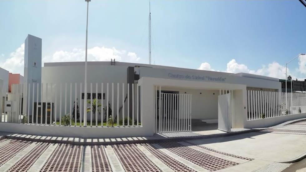 Centro de Salud 'El Paredón'. Foto de Francisco Reséndiz
