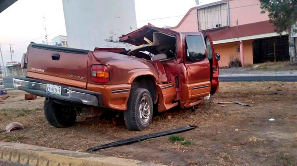 Choque deja cuatro muertos y dos heridos en Hidalgo - Foto Especial