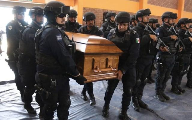 Mando se entrega a criminales para salvar a su familia en Ciudad Juárez - Funeral de Adrián Matsumoto Dorame. Foto de @MunicipioJuarez