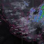 Tormentas en 11 estados del país, alerta Meteorológico - Foto de @conagua_clima