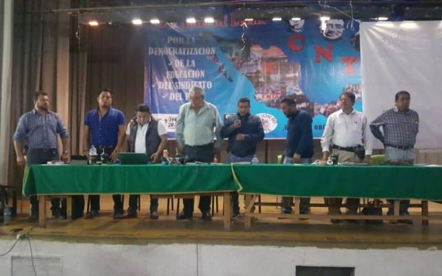 CNTE anuncia paro de 48 horas en Oaxaca - cnte protestas paro