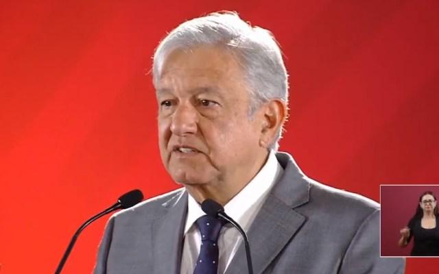 Es un asunto partidista: AMLO sobre acusación a Gómez Urrutia - Conferencia AMLO 4 de marzo. Captura de pantalla