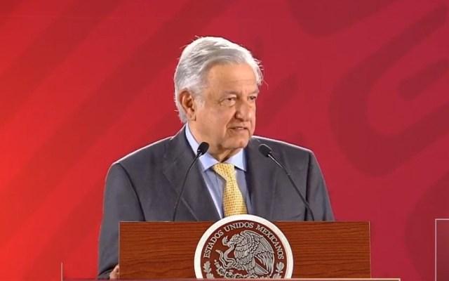 López Obrador pide solidaridad con las causas de las mujeres - Conferencia AMLO 8 de marzo. Captura de pantalla