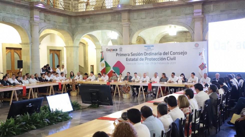 Oaxaca creará fideicomiso propio para desastres naturales - fideicomiso desastres naturales oaxaca