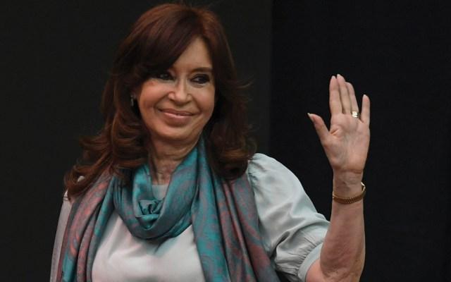 Abren nuevo proceso judicial contra Cristina Fernández de Kirchner - Foto de AFP