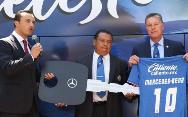 """""""Por favor vayan al estadio"""": Peláez a la afición de Cruz Azul - ricardo peláez afición estadio"""