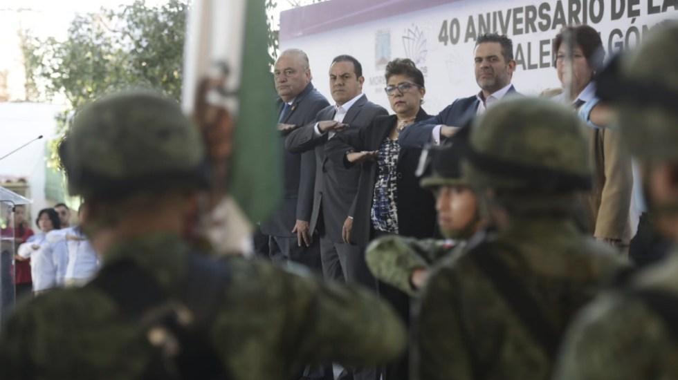 Cuauhtémoc Blanco pide a Congreso de Morelos aprobar Guardia Nacional - Foto de @cuauhtemocb10