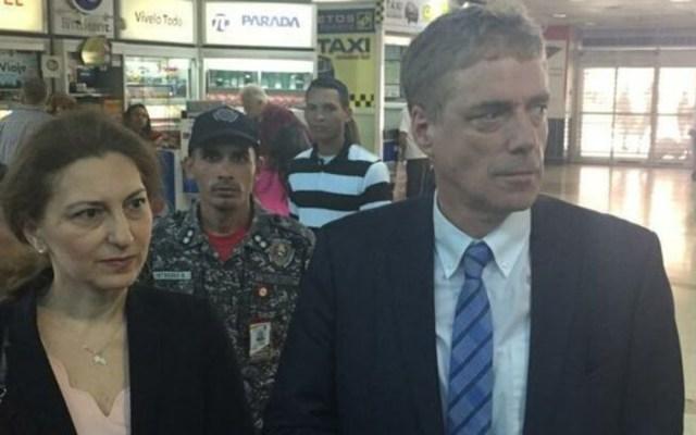Gobierno de Maduro expulsa al embajador de Alemania - expulsión embajador alemania caracas
