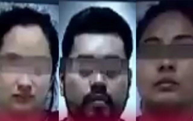 Operativo en Guanajuato deja al menos siete detenidos - detenidos cártel santa rosa de lima