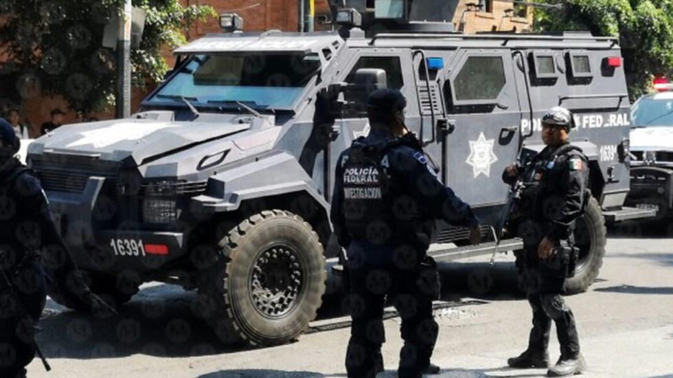 Trasladan a instalaciones de la SEIDO al 'Alexis' - detenidos la unión tepito el alexis seido